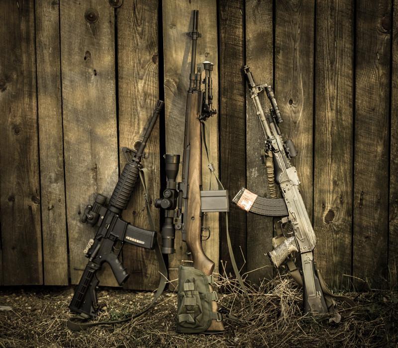 Midrange Rifle