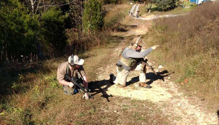 Rifleman Fire Team Tactics