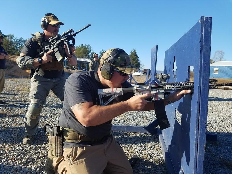 Rifleman - Neighborhood Defense